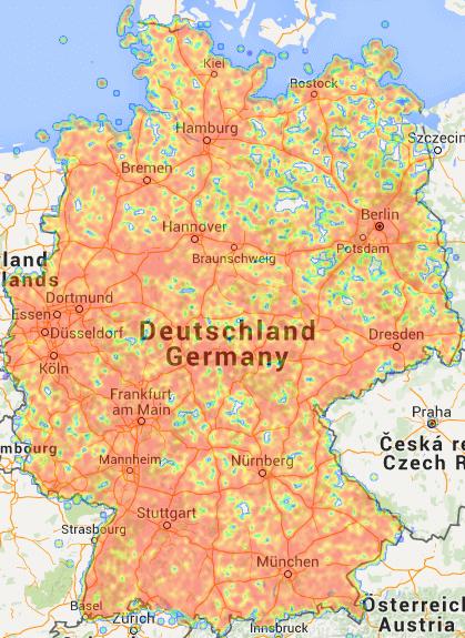 tractive abo abdeckung Deutschland