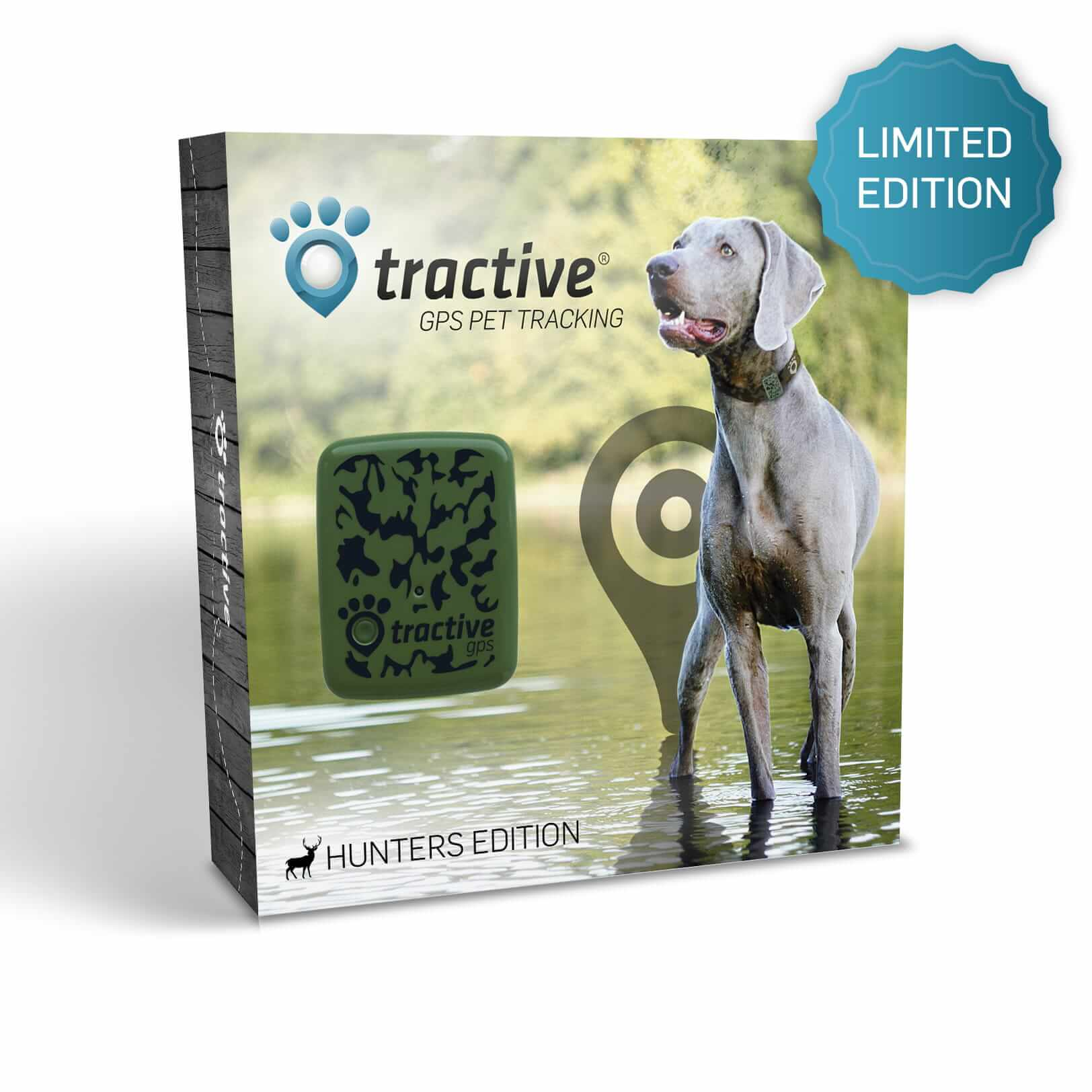 tractive gps hunters edition