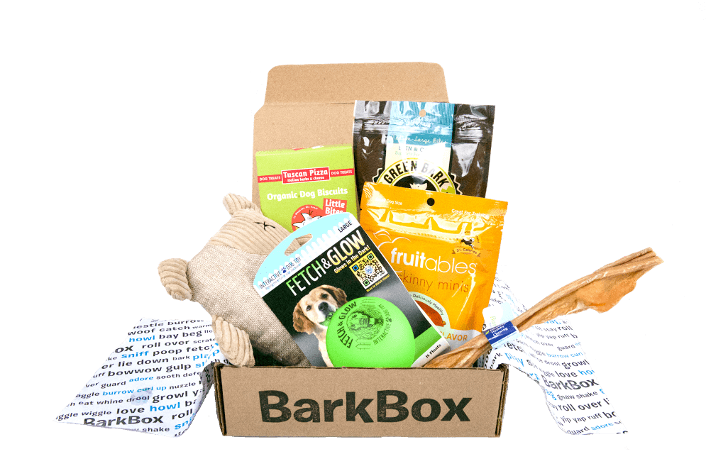 dog christmas gifts - Barkbox for dogs