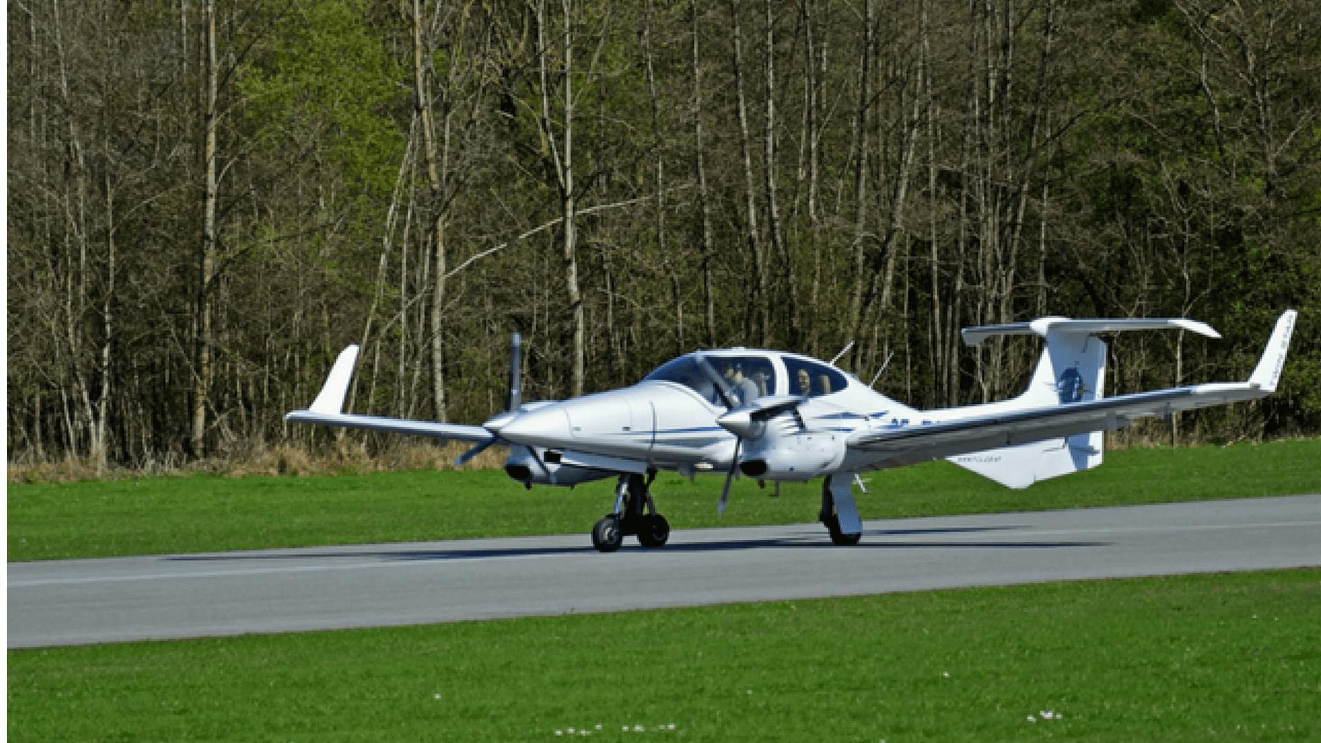 Das Beste an meinem HR-Praktikum war ein Flug mit einem Arbeitskollegen einem passionierten Pilot