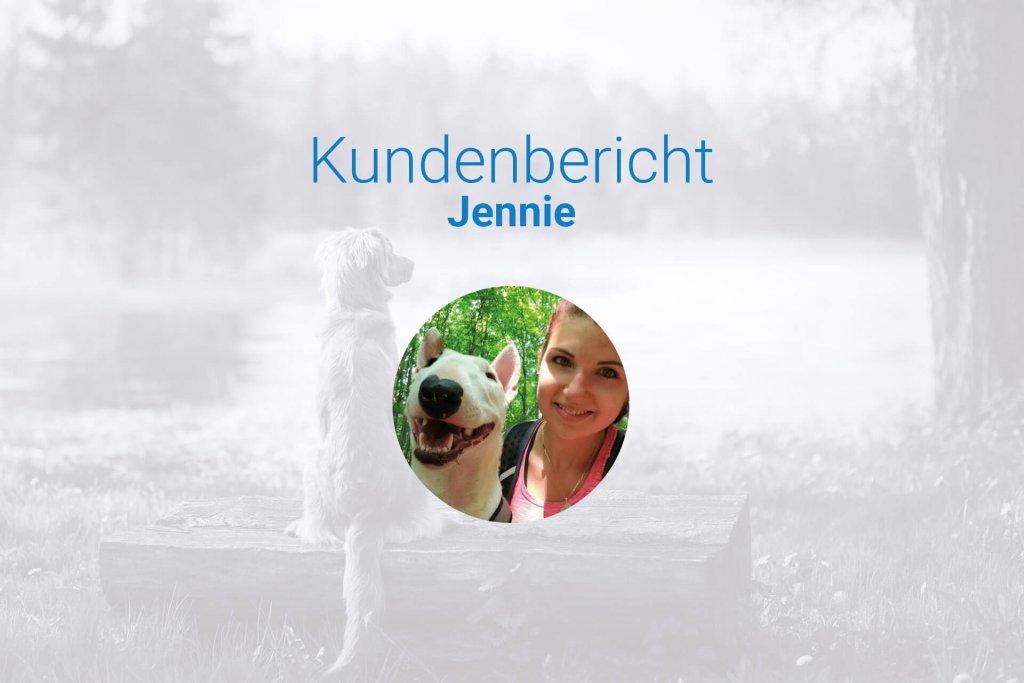 Tauber Hund: Wie ein Tractive GPS Tracker eine hilfreiche Unterstützung ist