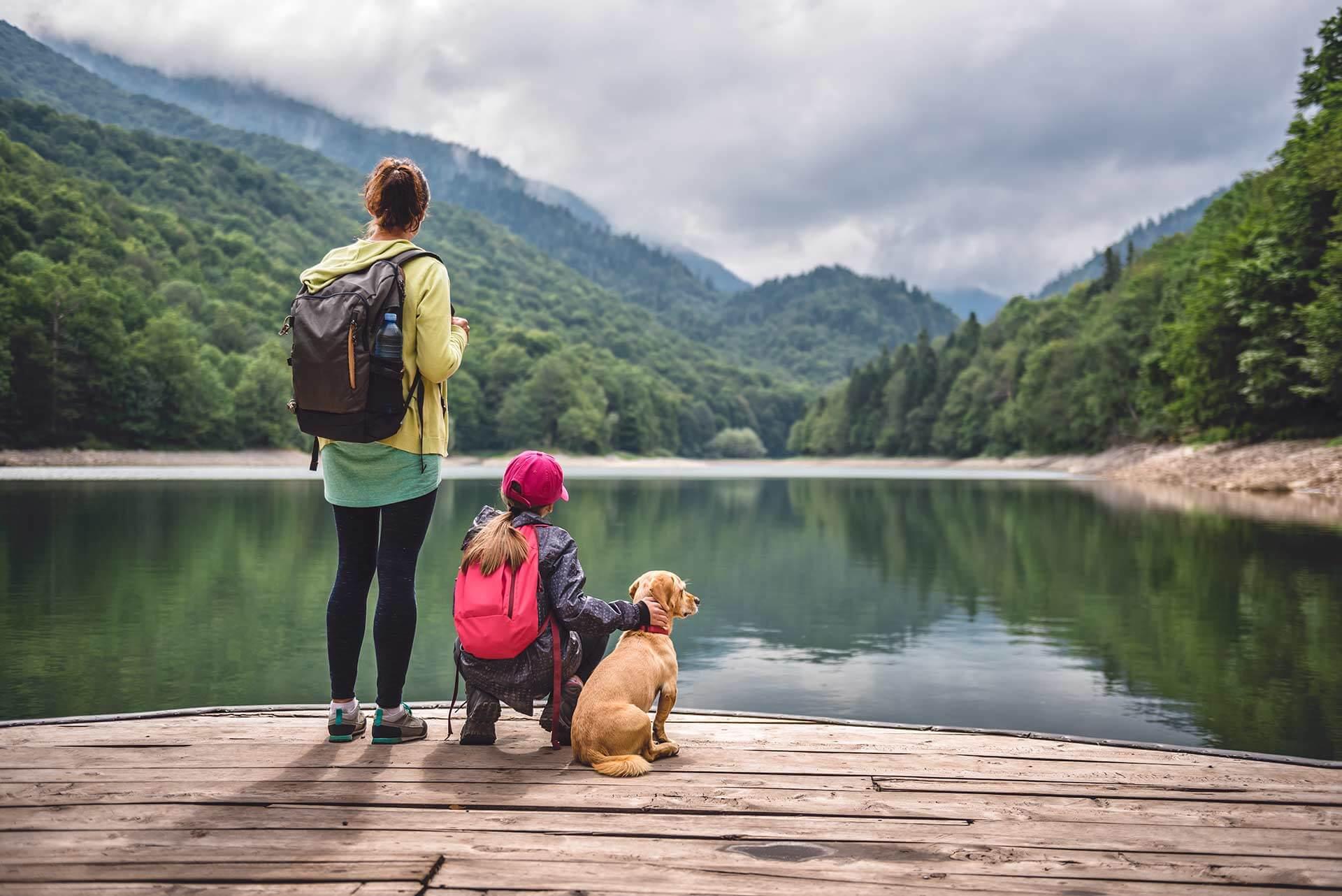Hundeglück - ein aktivieres Leben dank Hund