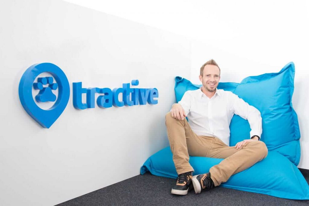 Tractive Rebrands with a Fresh, New Look
