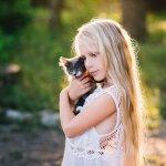 warum jedes kind eine katze oder einen hund braucht