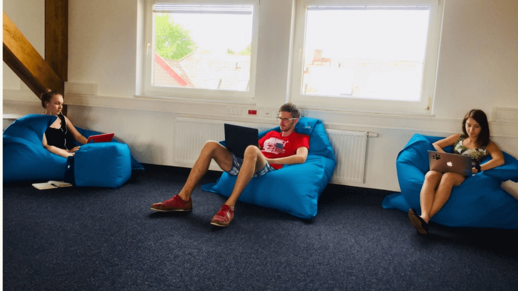 What makes our office a great place to be