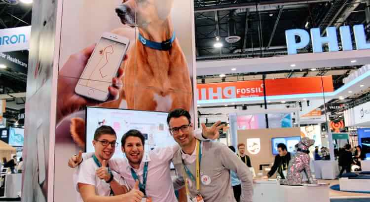 Tractive at Las Vegas: spotlight on our trip to the CES