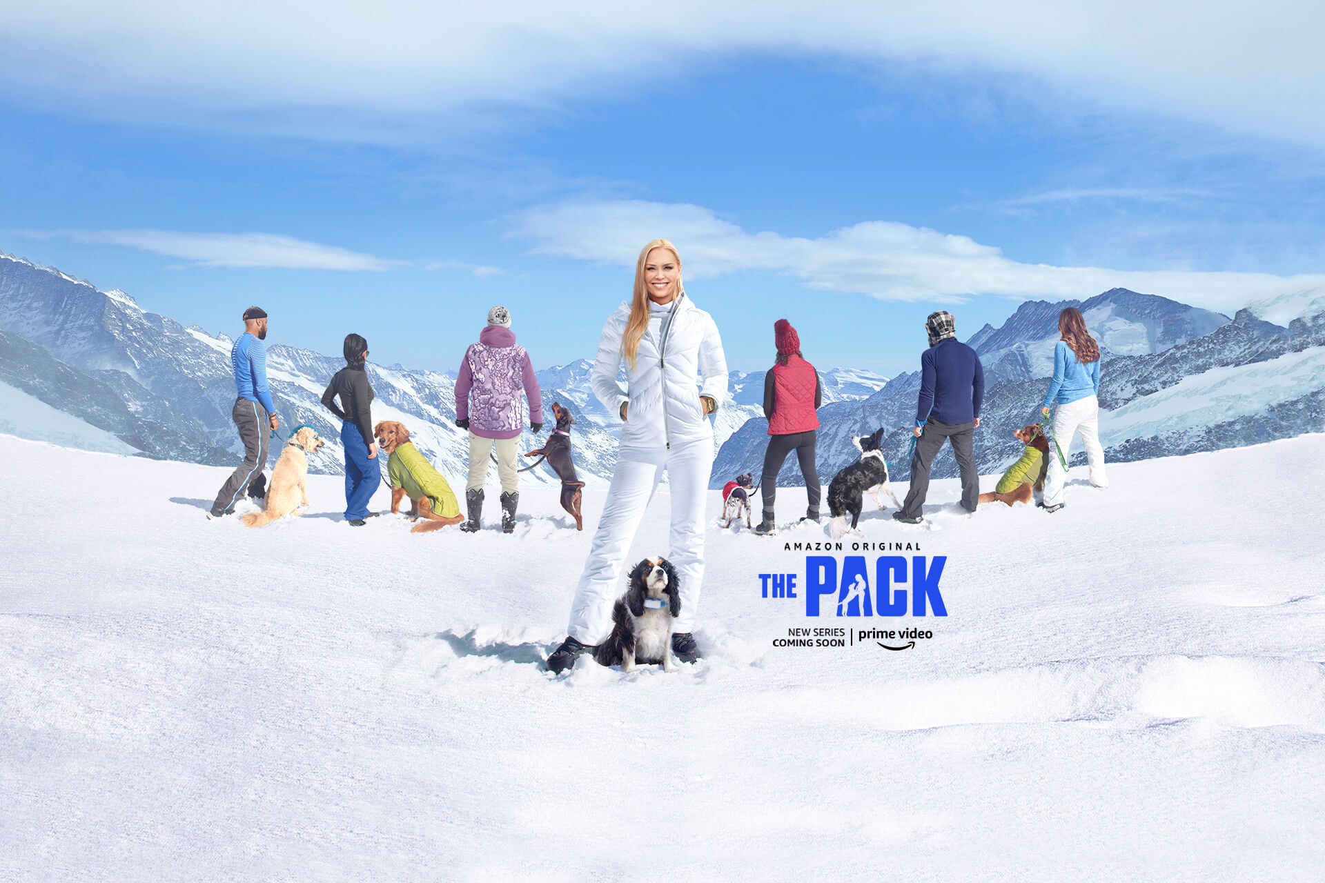 Tractive joins Amazon Original Series The Pack and Local Pet Shelters on a Global, Four-Legged Adventure