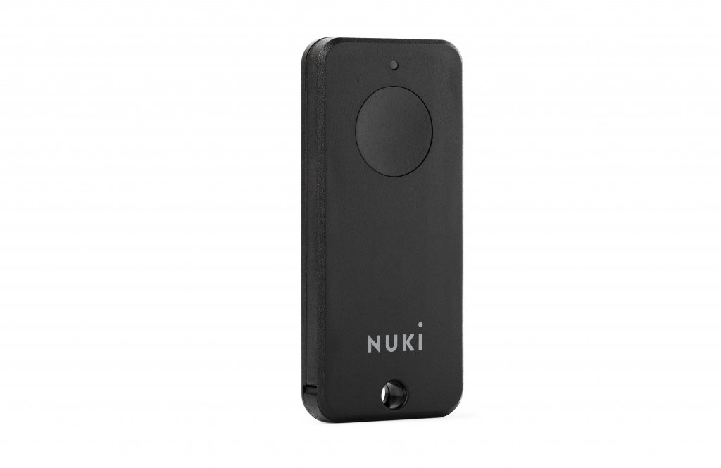 Nuki Smart Fob als Bluetooth-Fernbedienung