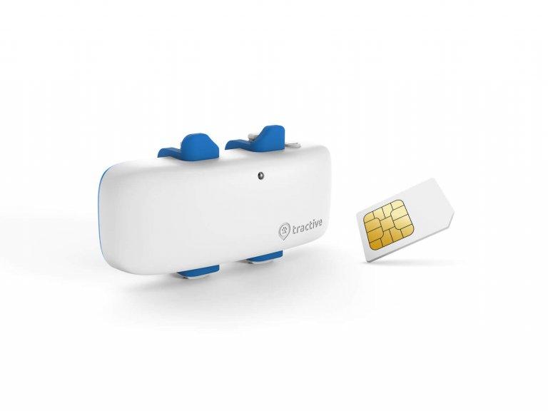 dog GPS tracker and sim card