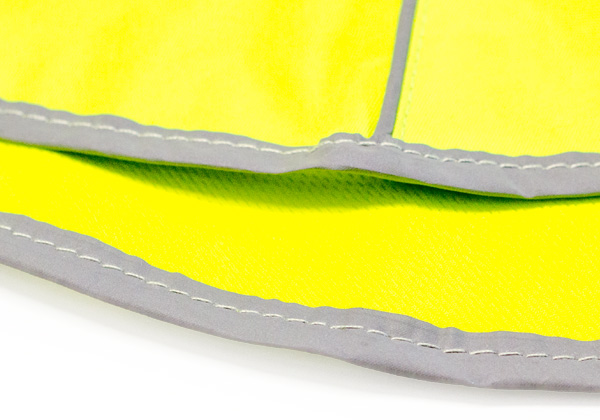 Reflective strip for better visibility